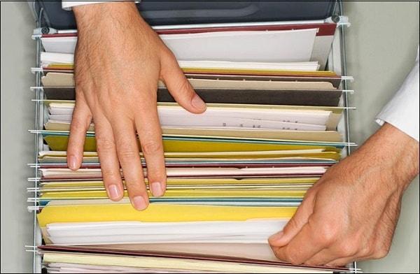 Каталог документов