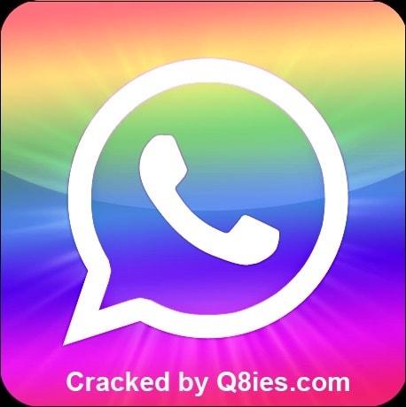 Картинка взломанное приложение Whatsapp