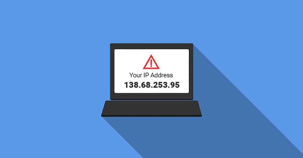 Картинка ваш IP