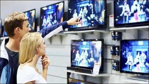 Фото выбор нового ТВ