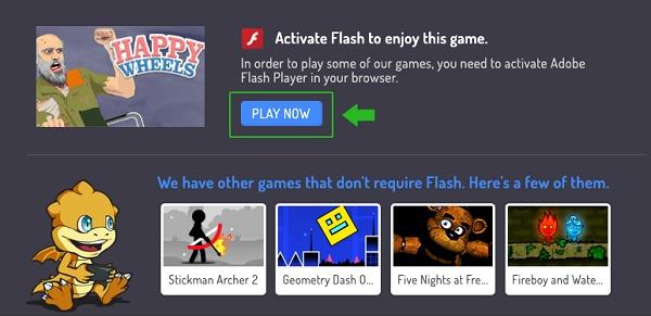 Игры Flash