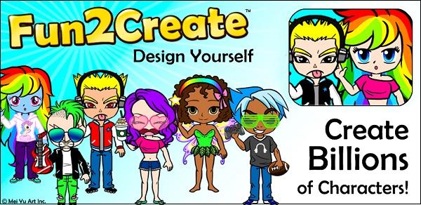 Приложение fun2create