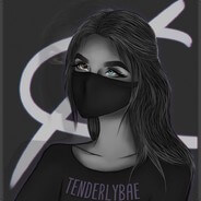 Девушка в чёрной маске