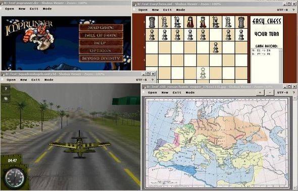 Программа Shubus Viewer