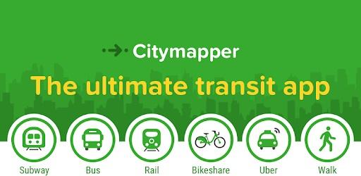 Картинка citymapper