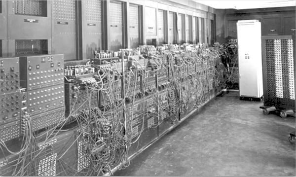 Фото первые компьютеры