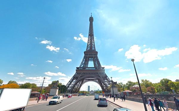 Google Париж