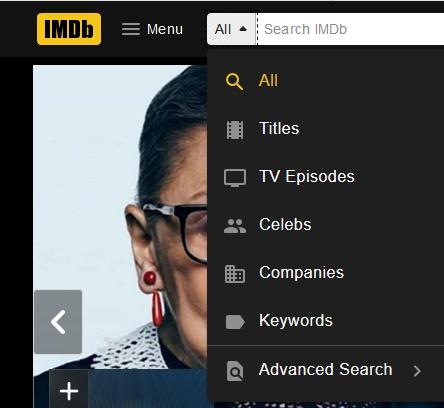 Поиск IMDB