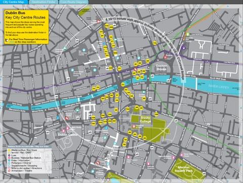 Карта автобусов онлайн