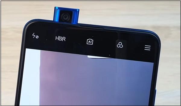 Телефото модуль Xiaomi