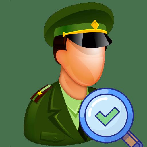 Поиск солдатов