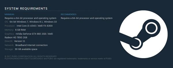 Steam - системные требования