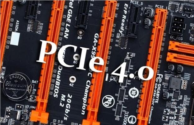 Стандарт PCIe 4.0