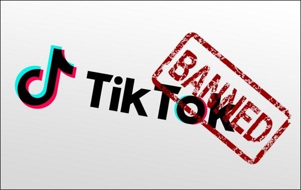 Картинка Тик Ток banned