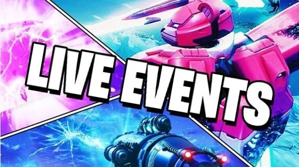 Картинка Live Events