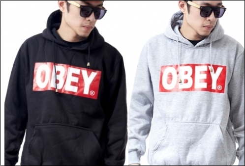 Одежда Obey