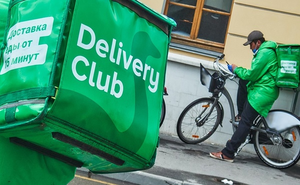 Доставка Delivery Club