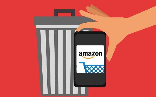 Картинка аккаунт Amazon