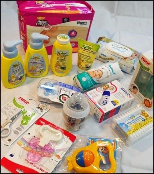 Подарки для малыша