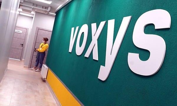 Заставка Voxys