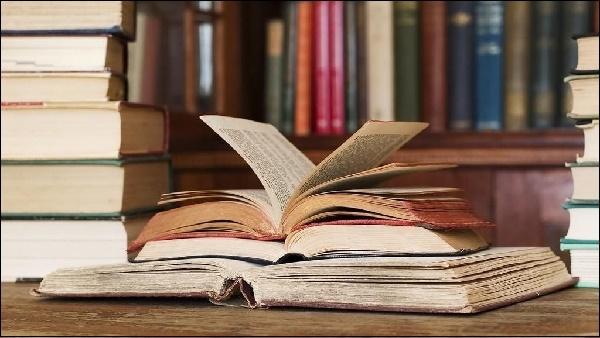 Фото открытые книги