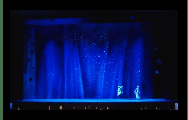 Представление в театре