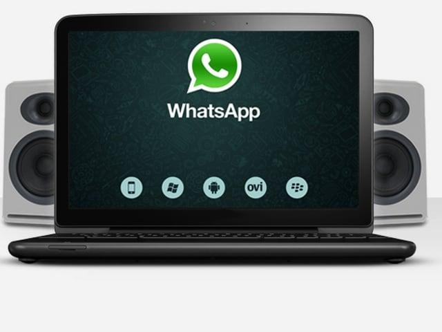 Устанавливаем WhatsApp на ПК
