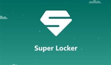Приложение Super Locker на Андроид