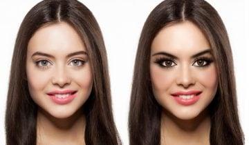 Обработка фото Youcam Makeup
