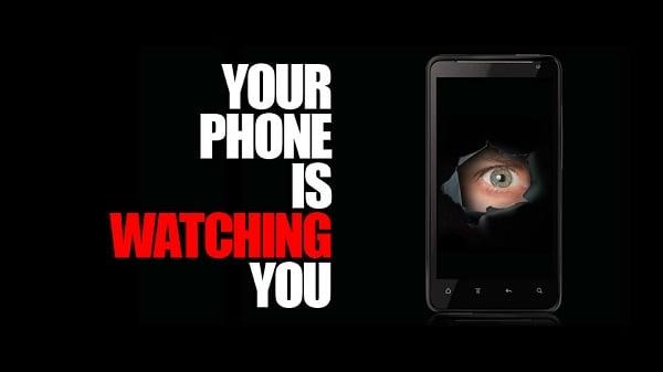 Твой телефон следит за тобой