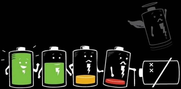 Износ аккумулятора Айфона