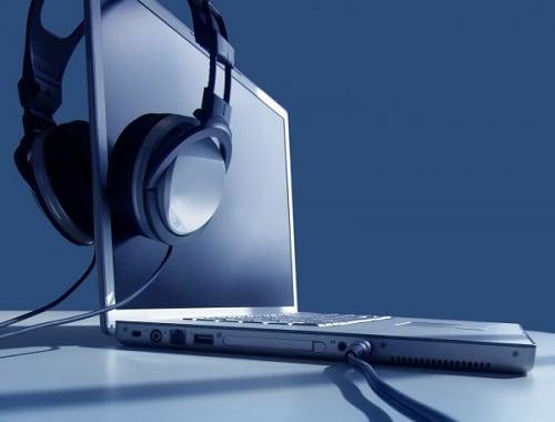 Изменяем звук на ноутбуке