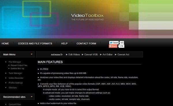Videotoobox