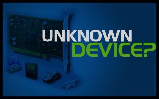 Описание Unknown Device