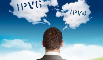 Что это такое IPV6 и IPV4