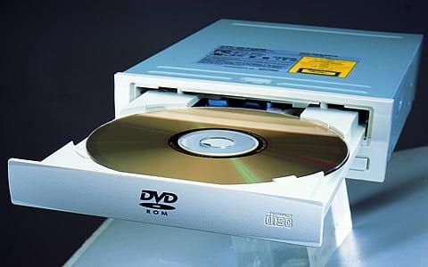 Используем рабочий CD (DVD)