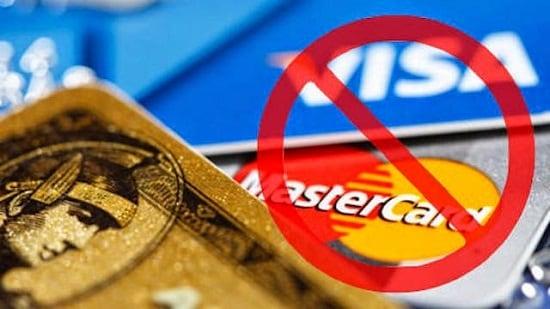 VISA и MasterCard в Крыму
