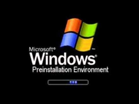 Windows Preinstallation Environment