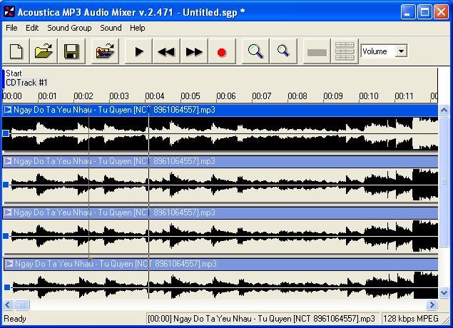 Acoustica Mixer