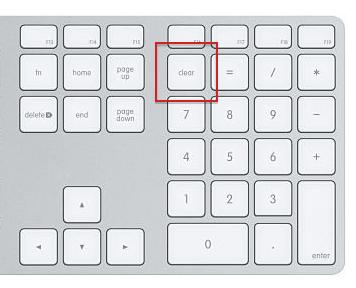 Clear Key у Apple