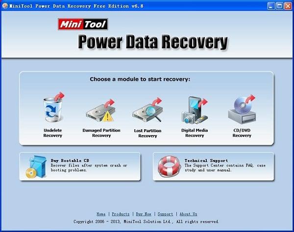 Программа Recovery Tool