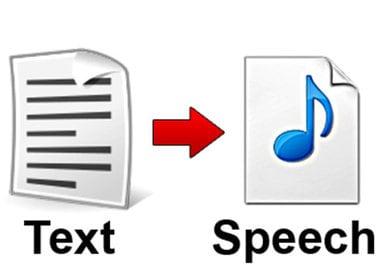 Используем синтезаторы речи