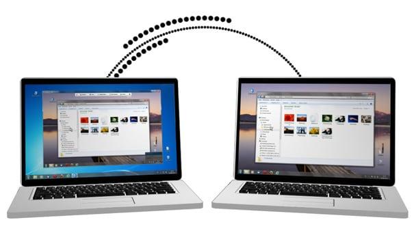 Доступ к компьютеру на расстоянии через Интернет