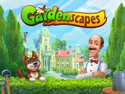 Игра Gardenscapes