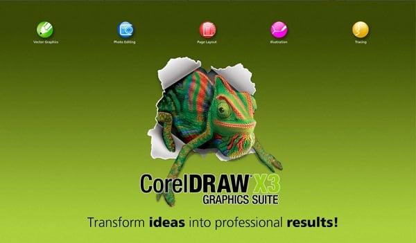 Классической Corel Draw также позволяет просматривать файлы в формате dwg