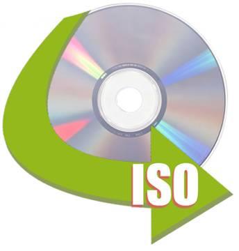Диск с записанными данными iso