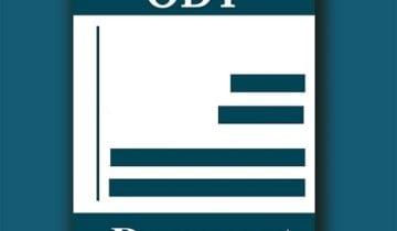 Чем открыть ODT