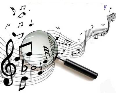 Ищем музыкальную композицию по словам