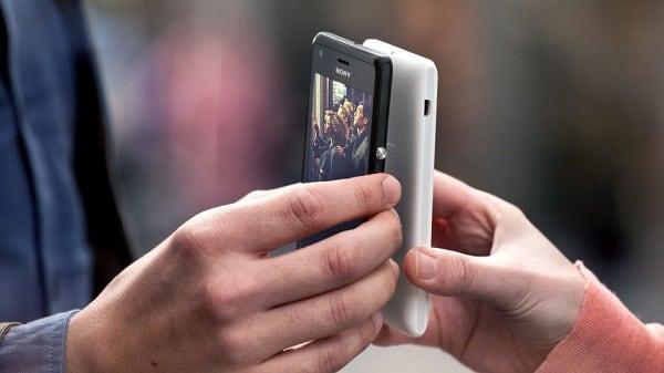 Обмен информацией между телефонами