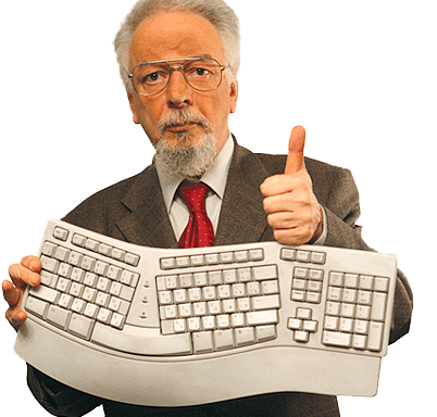 Залог качественного тайпинга - надёжно работающая клавиатура